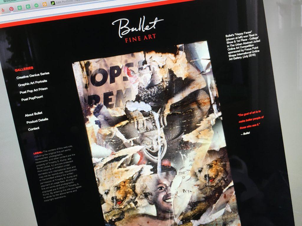 Bullet Fine Art