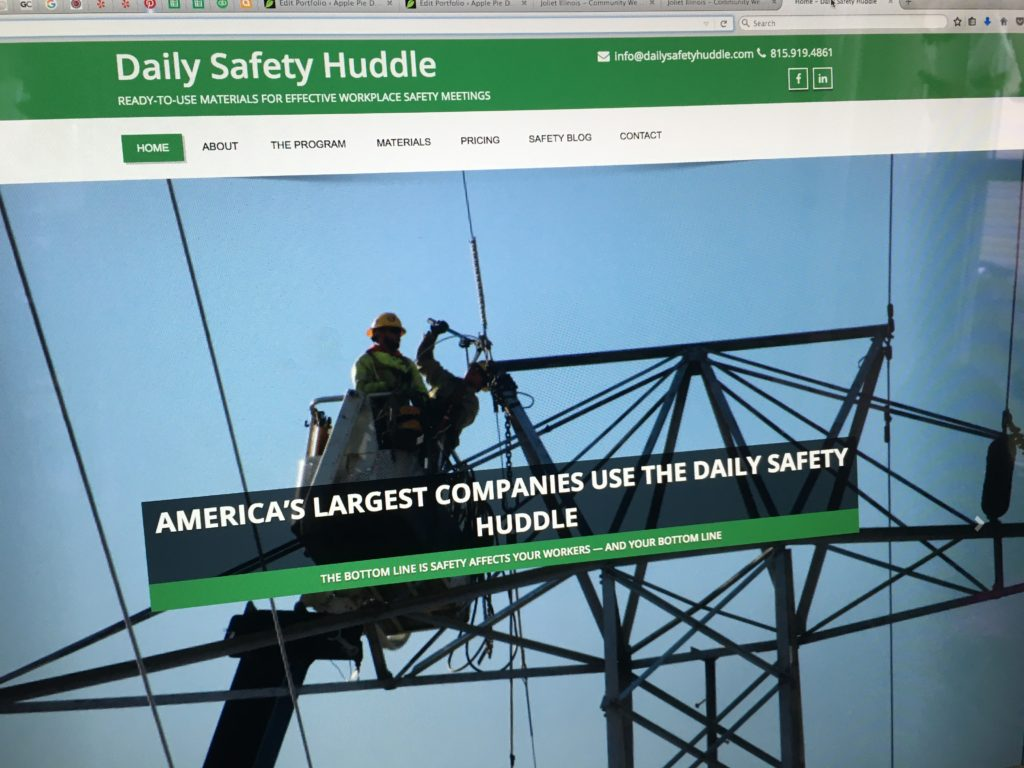 Daily Safety Huddle